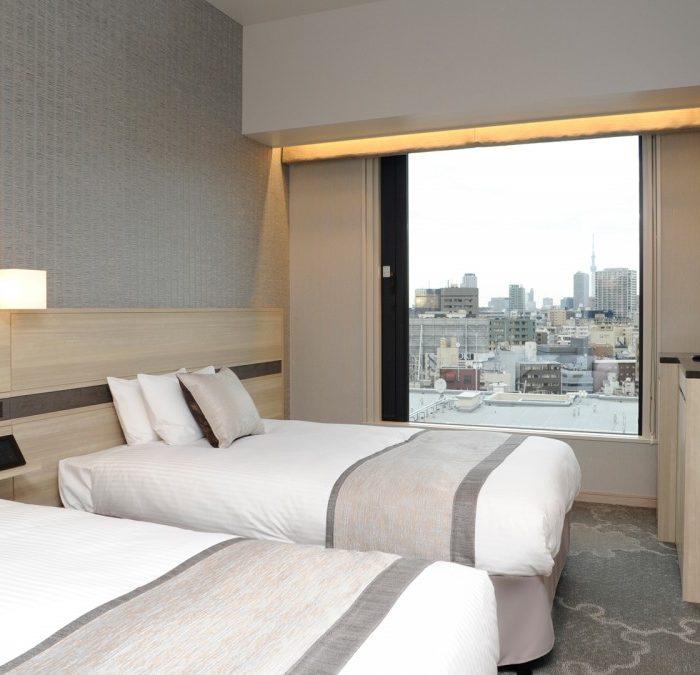 【高级楼层】标准双床房/三人房
